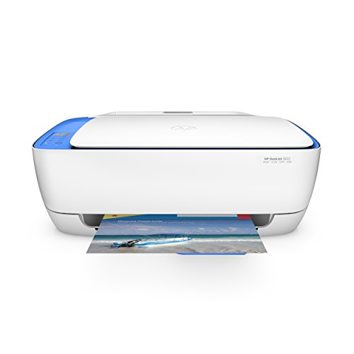 Preisvergleich Produktbild HP DeskJet 3633 AiO Thermal Inkjet A4 WLAN Weiß - Multifunktionsgeräte (Thermal Inkjet, 600 x 300 DPI, 1200 x 1200 DPI, A4, 216 x 297 mm, Farbe)