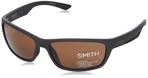 e8bfbc0c1c SMITH RIDGEWELL XE 003 60, Montures de lunettes Mixte Adulte, Noir (Matt  Black