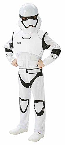 Rubies Star Wars Stormtrooper - Il Potere Della Forza Risveglia - Bambini Costume, taglia L