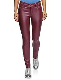 Amazon.fr   Rouge - Jeans   Femme   Vêtements 0ae5ff19285c
