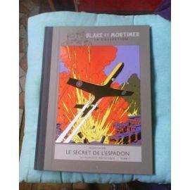 Le secret de l'espadon - Tome 1 - La collection Blake et Mortimer