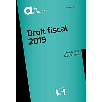 Droit fiscal 2019 - 17e éd.