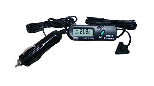 HP Autozubehör 20521 Aussen- und Innenthermometer