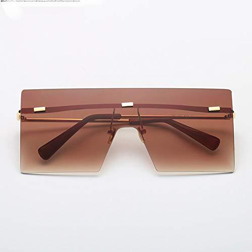 Sonnenbrillen Für Frauen, UV Augenschutz, Metall Rand Rahmen, Anti-Reflexion, Uv400, for Damen Reflektierenden Spiegel, D