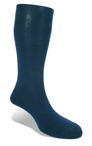 Bridgedale Thermal Liner (BRIDGEDALE Everyday Outdoor Thermo Liners Twin Pack Herren-Socke M navy)