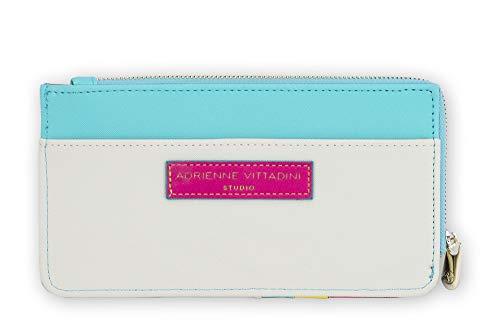 7c8cd1043 Tri-Coastal Design - Adrienne Vittadini Funda de Cuero o Monedero de  imitación de Cuero