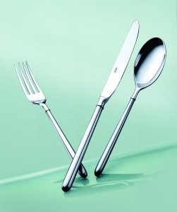 Image of Cutlery - Elia - Maypole 18/10 - Price per dozen Cutlery Teaspoon