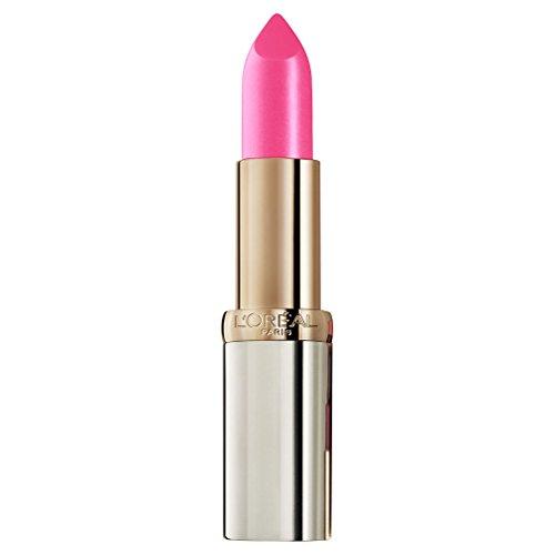L'Oréal Paris Color Riche Lippenstift, 370 Crazy Fuchsia - Lip Pencil mit edlen Farbpigmenten und cremiger Textur - unglaublich reichaltig und pflegend, 1er Pack -