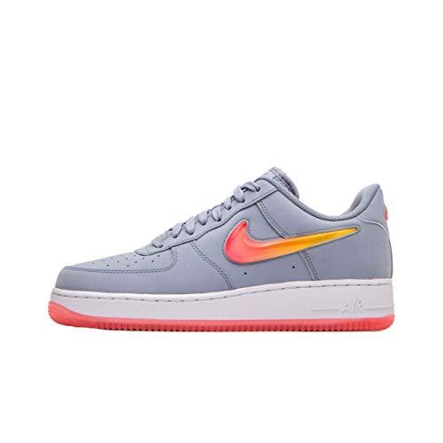 wholesale dealer 9aadf 3670c Nike Air Force 1  07 Prm 2, Scarpe da Basket Uomo, Multicolore (