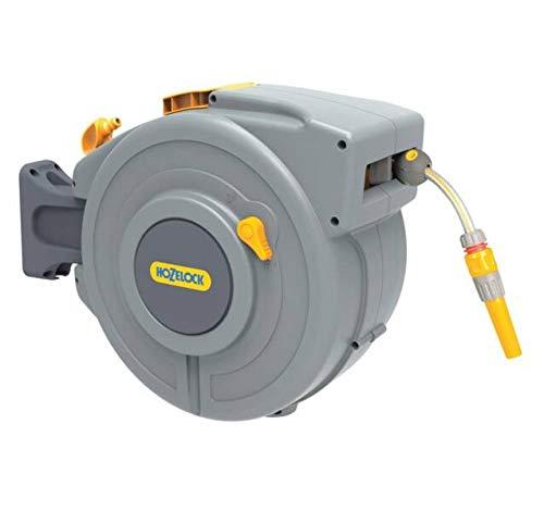 Hozelock 2385 0000 Dévidoir automatique AutoReel avec tuyau de 25 m
