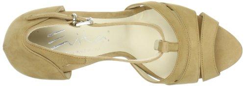 Evita Shoes elegant 4113162120, Sandales femme Marron Clair