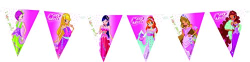 VISCIO TRADING Festoon Winx I Love Party 114082