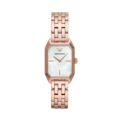 Emporio Armani Gioia AR11147 Reloj de Pulsera para Mujeres