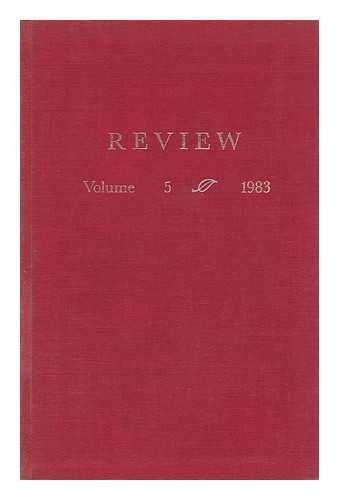 Review v. 5 (Procedural aspects of international law)