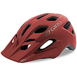 Giro Fixture MIPS Casco, Unisex, Matt Dark Red, 54-61 cm