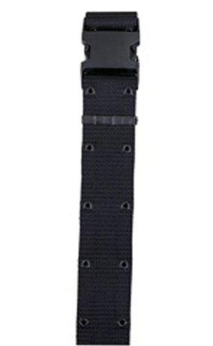 Bianchi Military Webb Pistole Gürtel, schwarz (Bianchi Tasche Pistole)