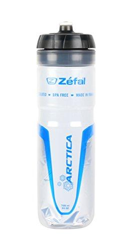 Zefal 165a - bottiglia termoisolata, modello arctica, bianco (bianco), 0.750 litres