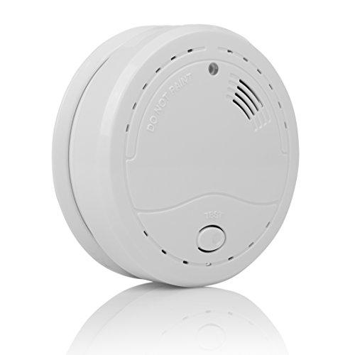 Smartwares RM400 Gasmelder – Erdgas – Propan – Butan – 85 dB (Propan-detektor)