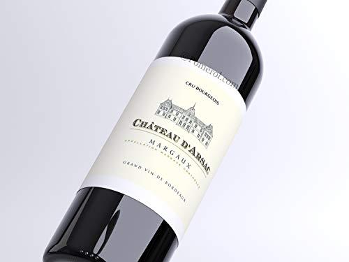 X6 Château d'Arsac 2016 75 cl AOC Margaux Rotwein