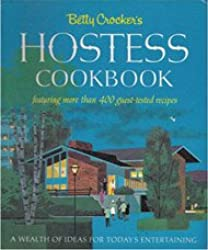 Betty Crocker's Hostess cookbook