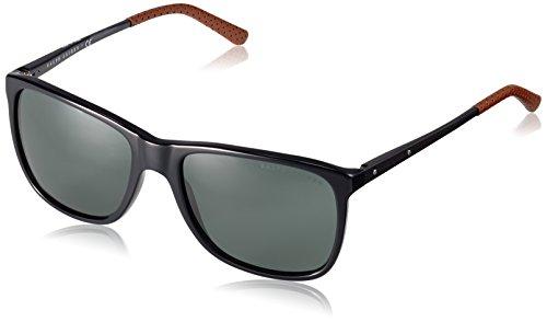 Ralph Lauren Herren Mod.8133Q  Sonnenbrille, Black/Green