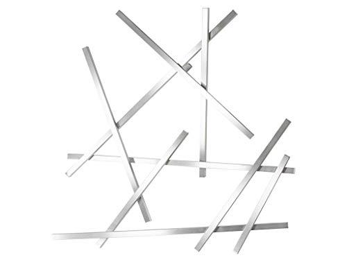 SPINDER Matches Wandgarderobe XS Edelstahl gebürstet Dekoobjekt GW258-62