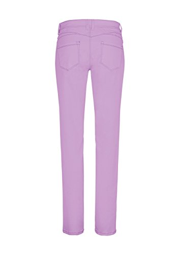 Million X Femme Jeans Victoria sunny face skinny Lilas