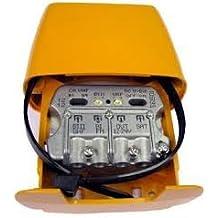 Televes 4386 Kit ALIM-AMPLIF MASTIL 2 Salidas