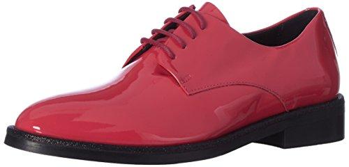 MARC CAIN Hb Sc.16 L24, Chaussures à lacets femme Mehrfarbig (Pink)