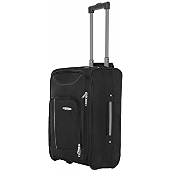 RyanAir Cabin Size Lightweight Hand Luggage Carry On Bag Trolley ...