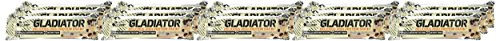 Olimp Labs Gladiator Protein Bars, Vanilla Cream Flavour, Pack of 15