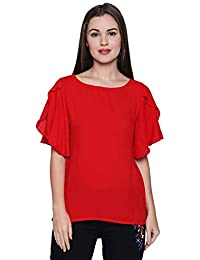OOMPH! Women's Regular Fit Shirt