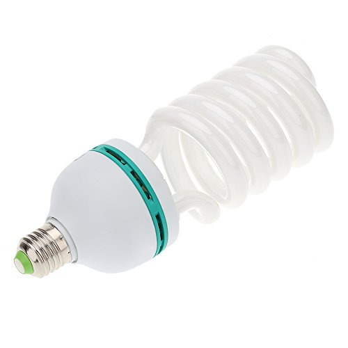 Andoer E27 Photo Studio Energy Saving Fotografia Lampada Daylight 175W 5500K 160-270V