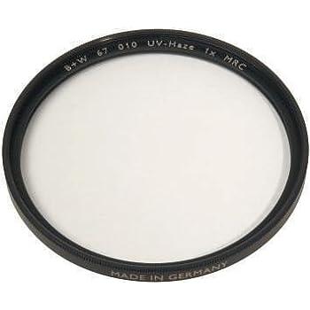 B+W UV-Haze- und Schutz-Filter (67mm, MRC, F-Pro, 16x vergütet, Professional)