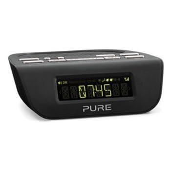 pure siesta mi series 2 digital radio alarm clock dab electronics. Black Bedroom Furniture Sets. Home Design Ideas
