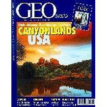 Geo Special Kt, Canyonlands USA