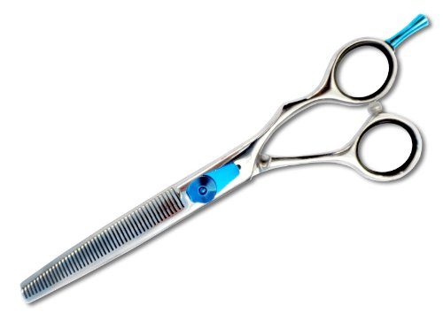 """Masterclip Home Dog Grooming 6.5"""" Thinning Scissors Shears 1"""