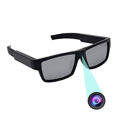 02e246c7fb ViView G20P 2018 Nuevo Gafas de Sol Polarizadas Cámara DVR Cámara Invisible  Grabadora de Video Gafas