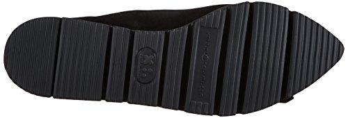 Kennel Et Schmenger Shoe Manufacture Pia Xxl, Ballerines Donna Black (noir Sole Noire)