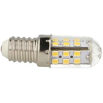 Lote de 2 lámparas LED E14 12 - 24 V CC, 4 W, color blanco neutro, 4500 K, para iluminación en cementerio, señalización fotovoltaica, barcos, camiones