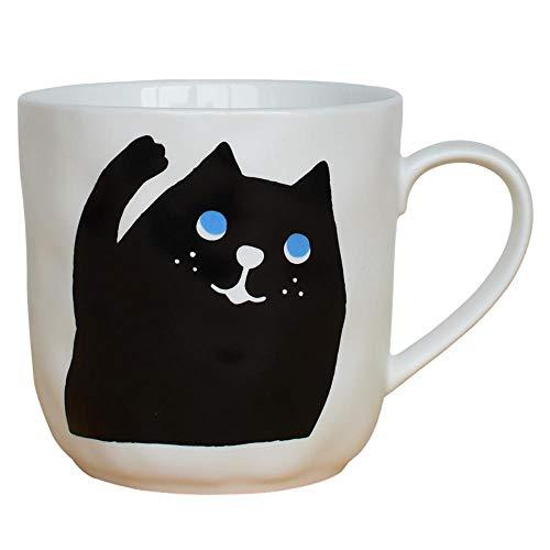Elismoo Cartoon Nette Katze Keramik Becher Kaffee Valentin Paar Kreative Geschenk Becher Wasser Becher Persische Katze Marke Becher - Persischen Becher