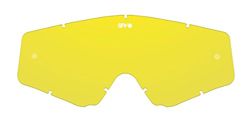 Spy MX Goggle Replacement Lens Omen Yellow-AFP, One Size