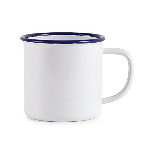 6x-olympia-enamel-mug-350ml-12-fl-oz-stainless-steel-cup-dishwasher-safe