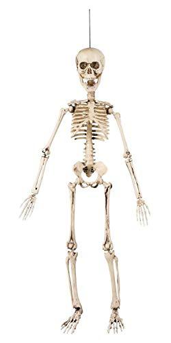 ion Bewegliches Skelett 50 cm, Weiß, ()