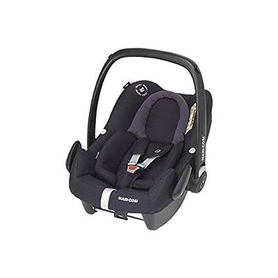 Maxi-Cosi Rock Babyschale, sicherer i-Size Kindersitz, Gruppe 0+ (0-13 kg), nutzbar ab der Geburt bis 12 Monate, verschiedene farben