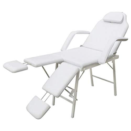 vidaXL Kosmetikstuhl Kosmetikliege Massageliege Massagebank Behandlungsstuhl