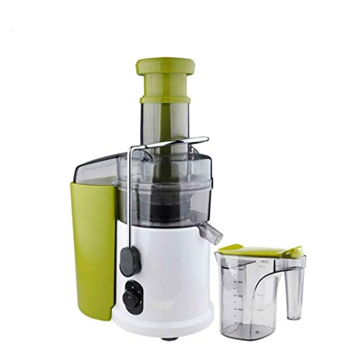 Mammoth Juice It Neo 1000-W Stainless Steel Electric Fruit Extractor Copper Motor Vegetable Blender Machine Food Processor Juicer with Pulp Collector, 500 ml (Multicolour)