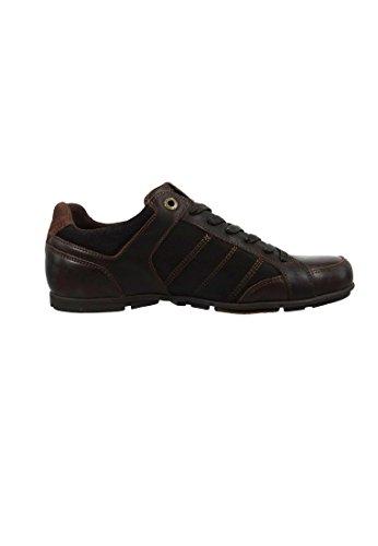 Levis Scarpe Sneaker Jenks Marrone Scuro Marrone Scuro 226773-1700-29 Marrone Scuro