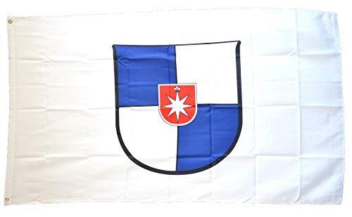 Langwimpel Fahne Flagge Heidelberg verschiedene Größe