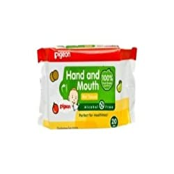 Pigeon Hand & Mouth (20 Sheets)